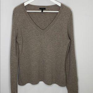 ESCADA Cashmere V neck Sweater size large
